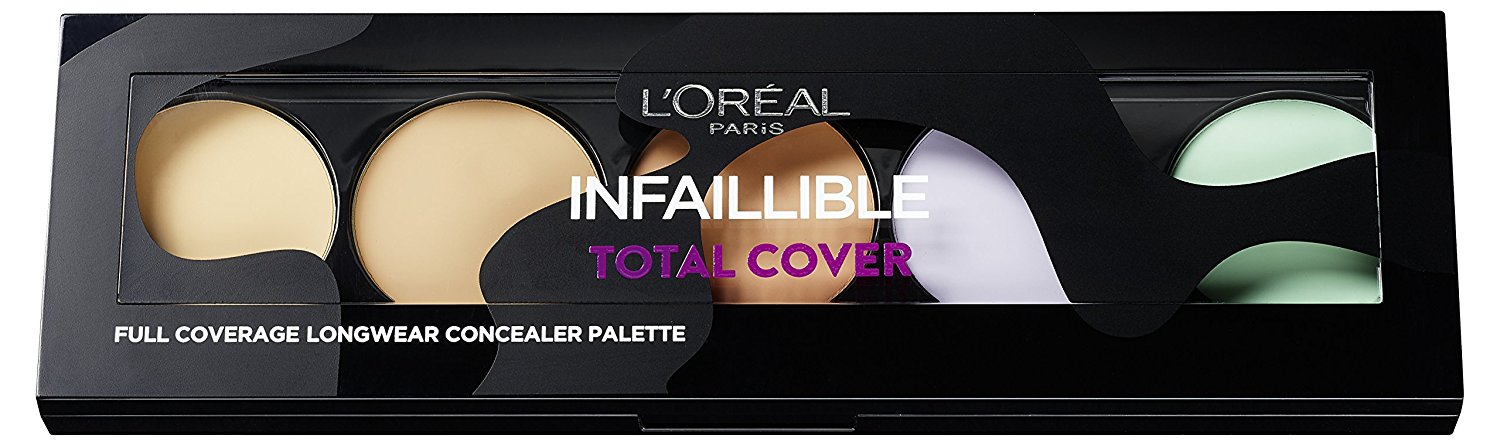L'oreal paris infallibile total cover