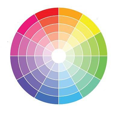 colori contrastanti