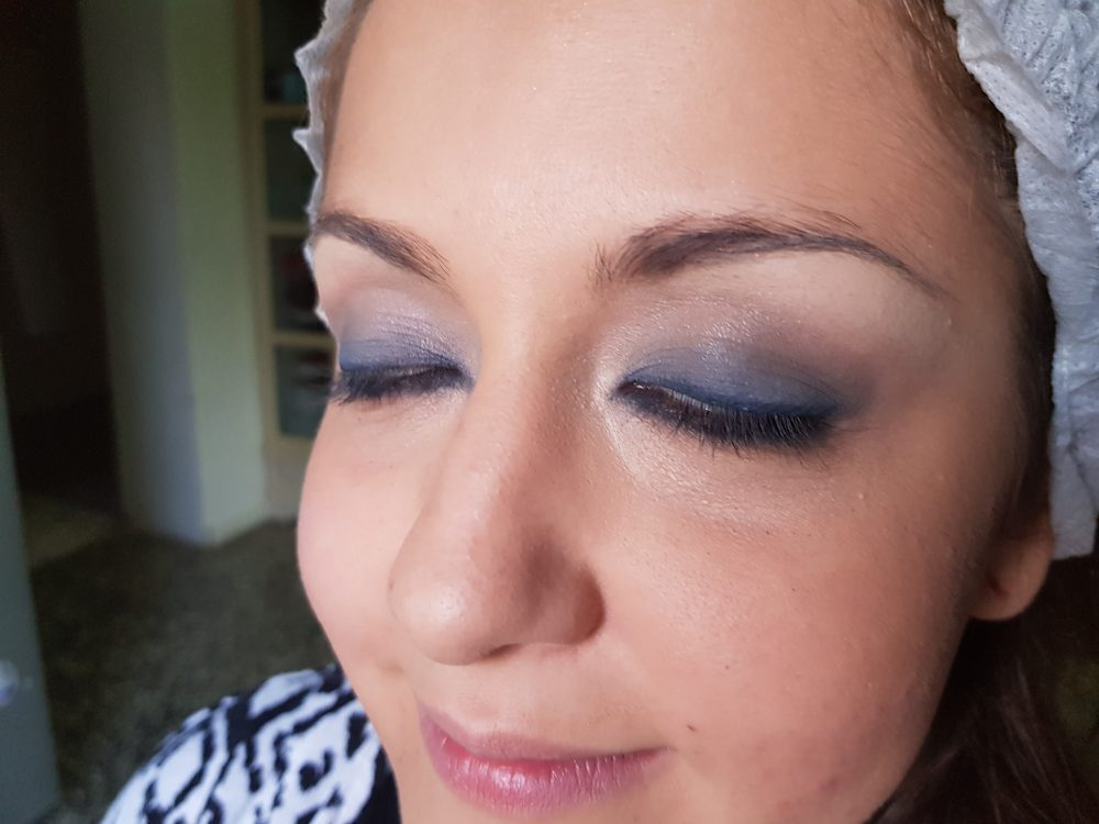 tutorial make uo smokey eyes