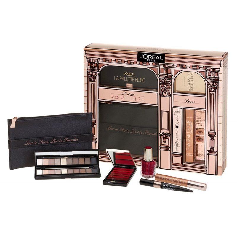 offerte makeup cofanetto l'oréal