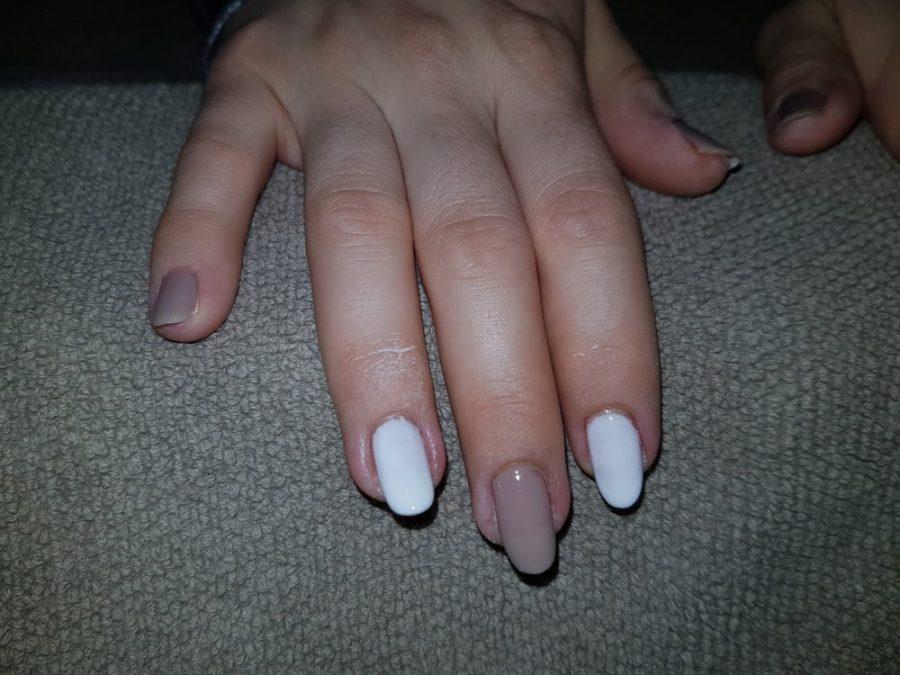 tutorial semipermanente manicure