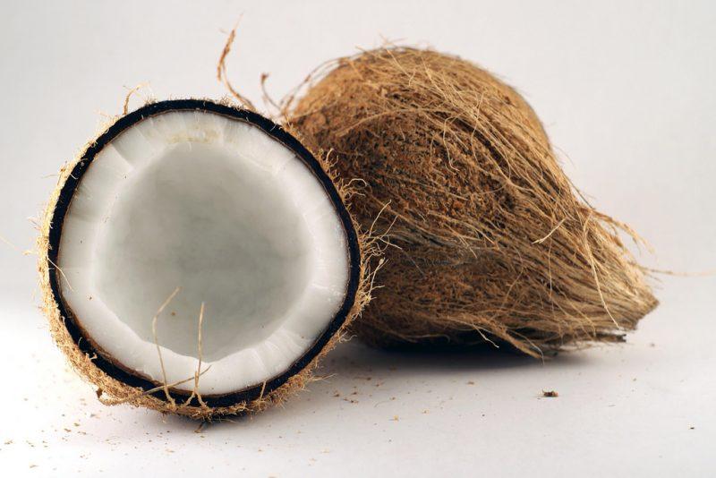 rimedi naturali olio di cocco