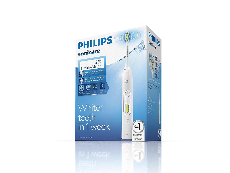 Philips Sonicare HX8911:02 HealthyWhite+ Spazzolino Elettrico