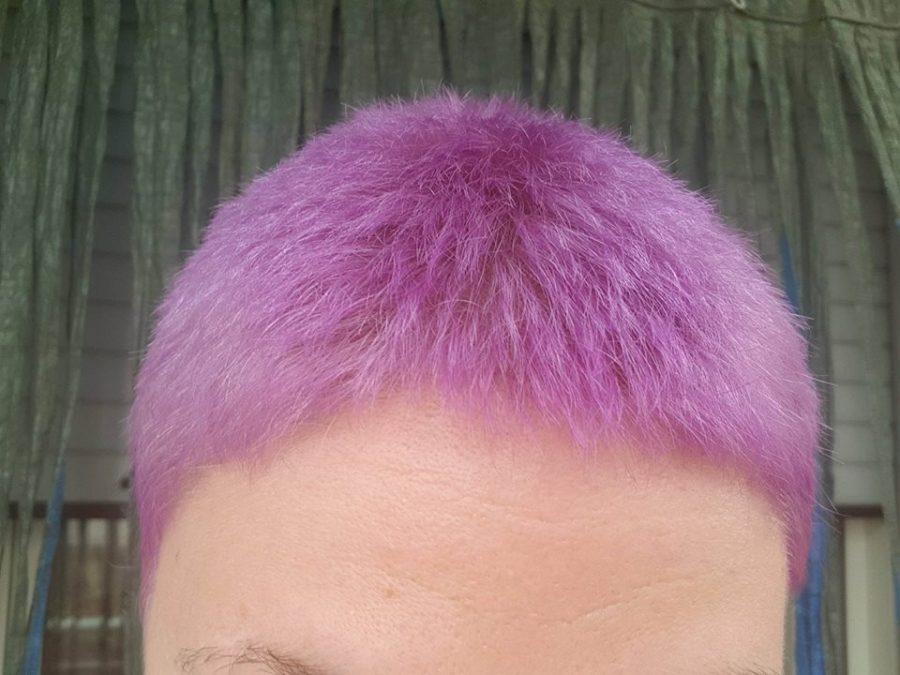 come fare i capelli rosa a casa