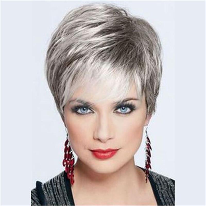 come truccarsi coi capelli silver