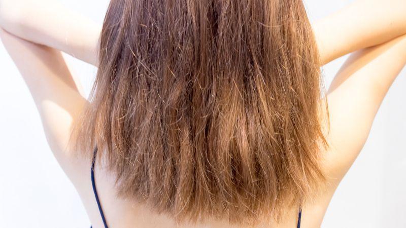 aloe vera per capelli sfibrati