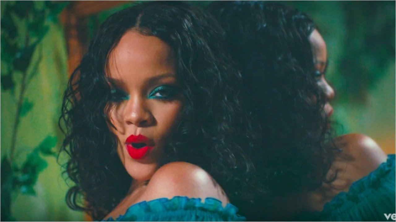 Wild Thoughts Rihanna makeup