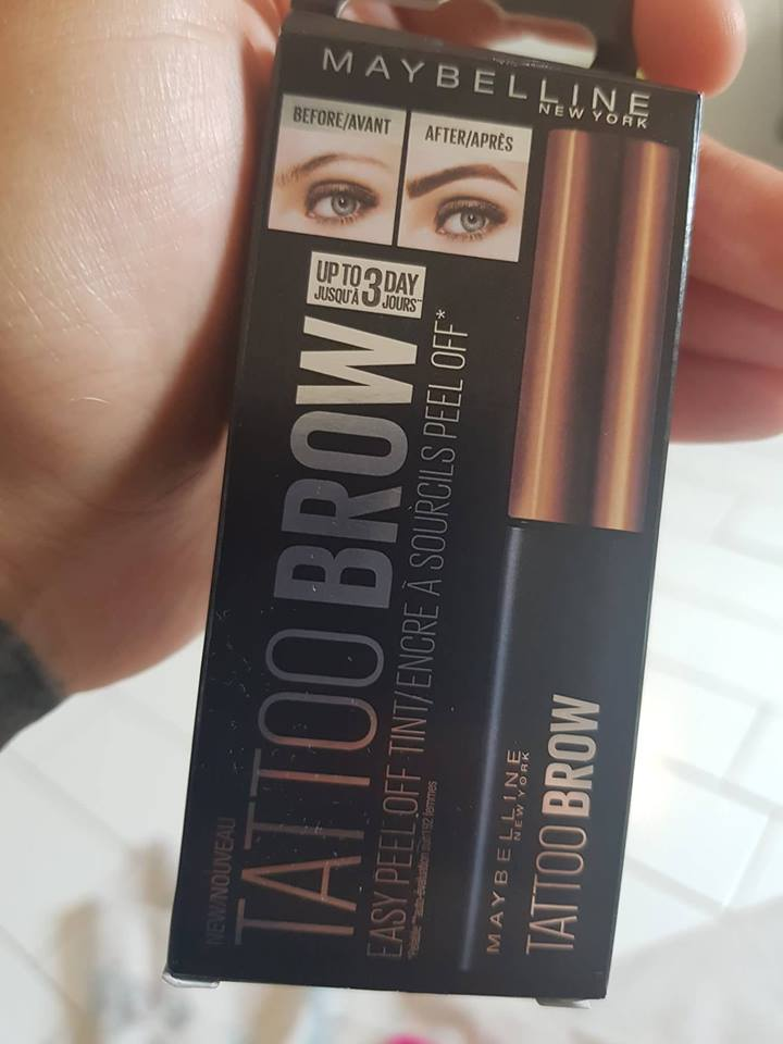 recensione tattoo brow
