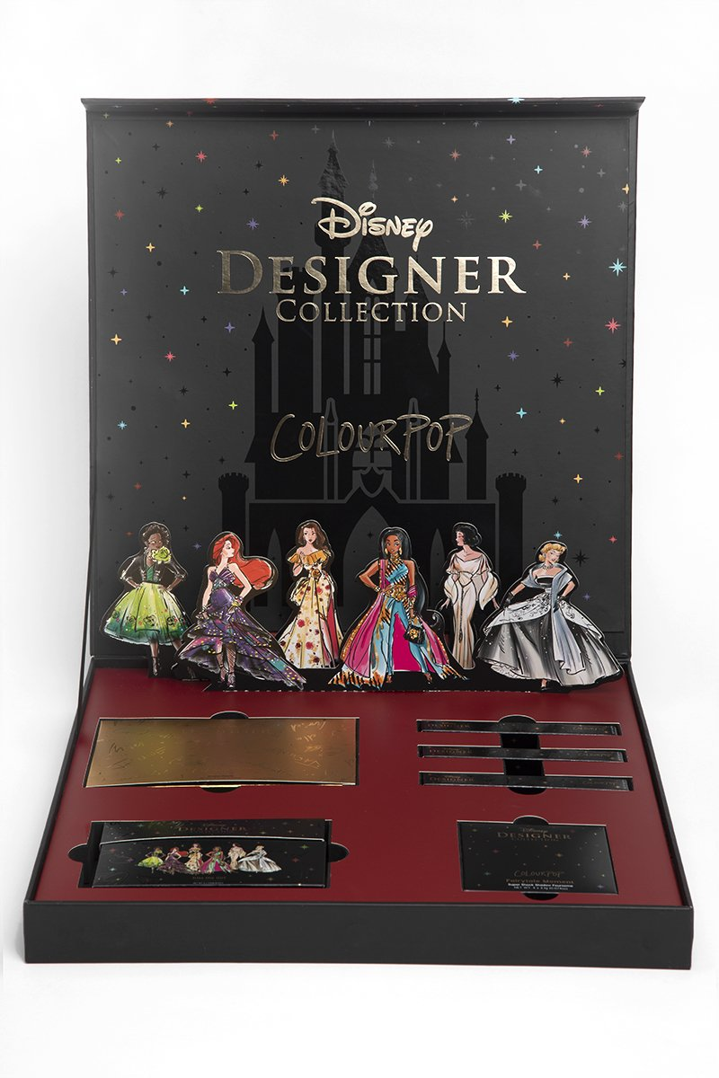 disney designer collection make up