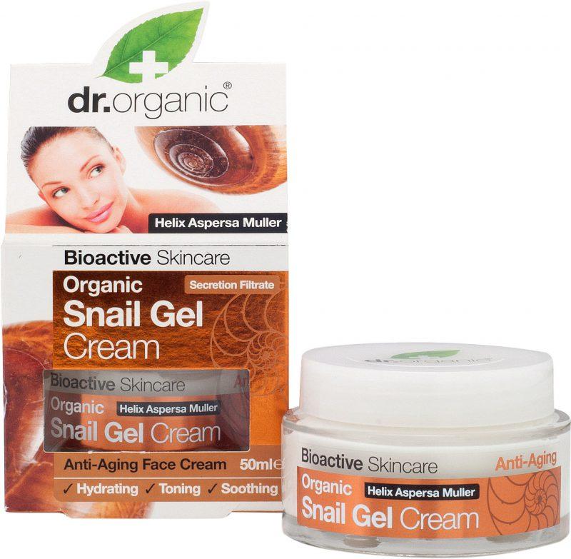 Dr. Organic Snail Gel Crema Viso