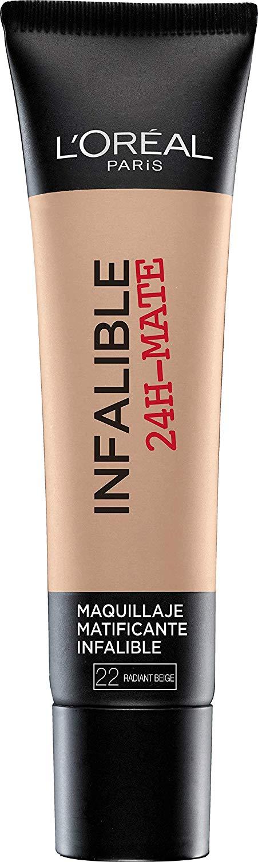 Infaillible 24HMat di L'Oréal Paris