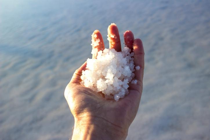 sali del mar morto ricette fai da te