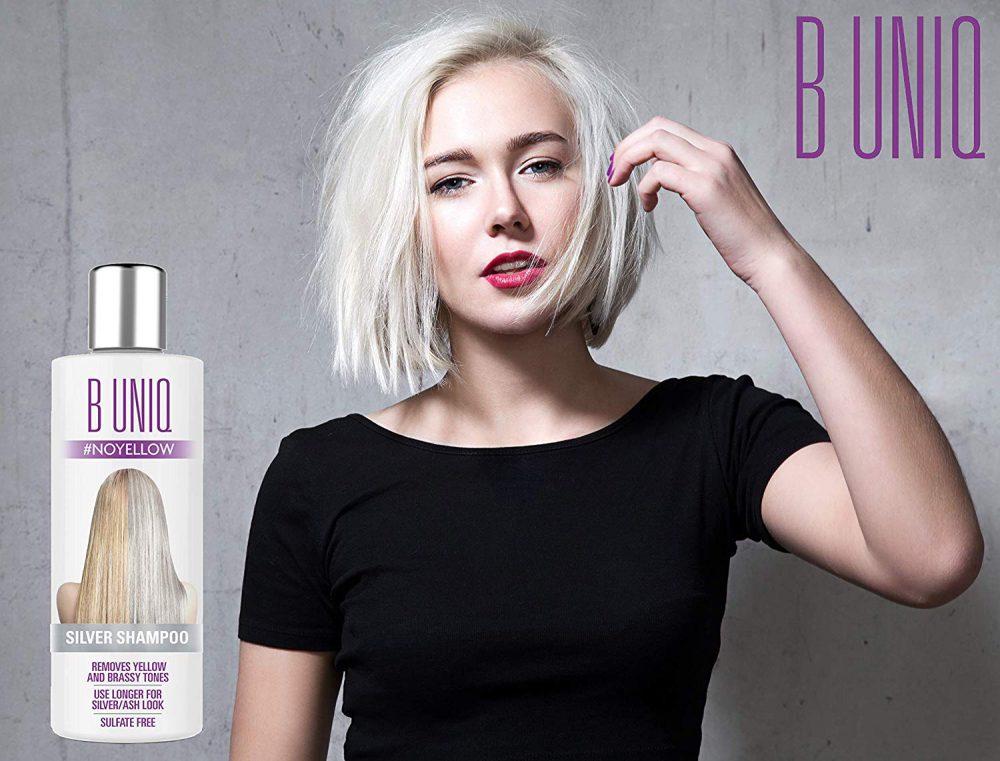 B Uniq - Silver Shampoo