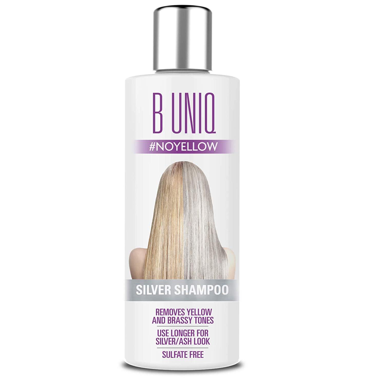 B Uniq - Silver Shampoo antigiallo