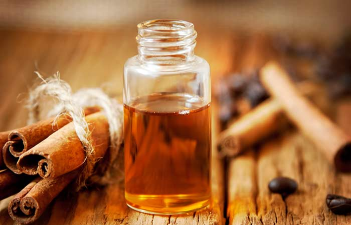 utilizzi dell'olio essenziale di cannella