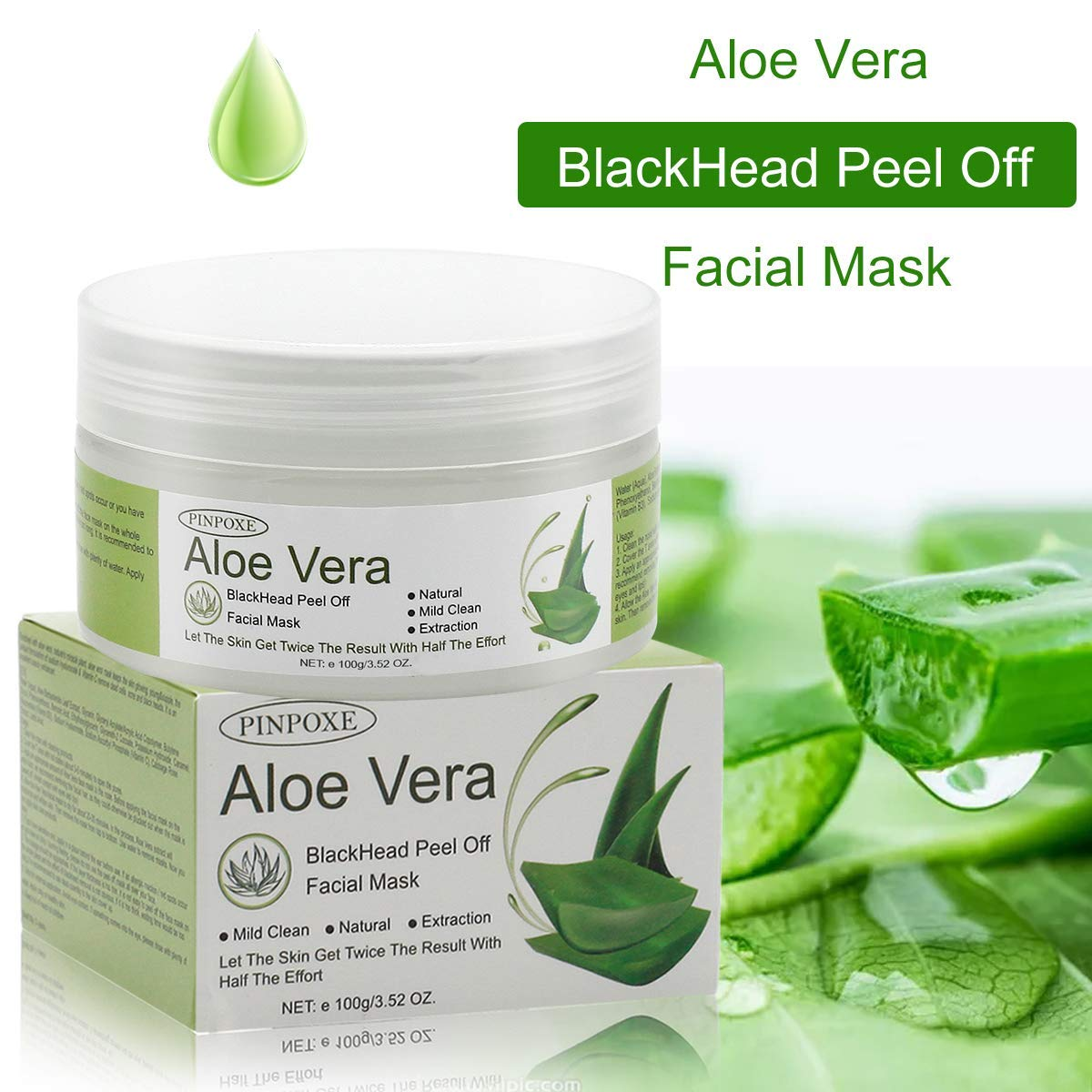 Aloe Vera Maschera offerta