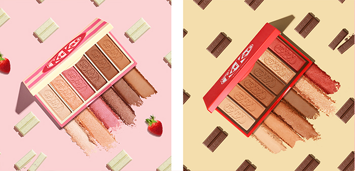 kitkat make up