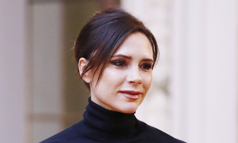 linea beauty Victoria Beckham