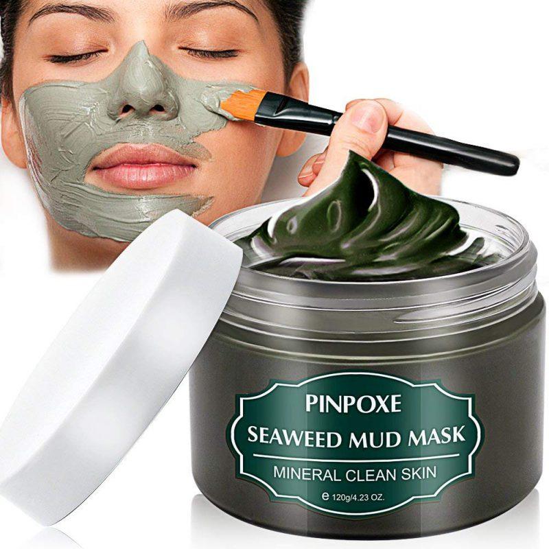 pinpoxe maschera fanghi del mar morto