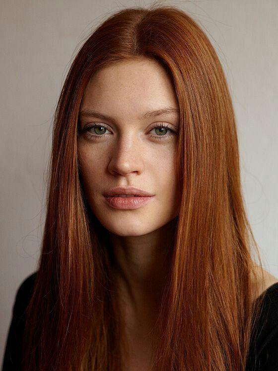 come curare i capelli rossi