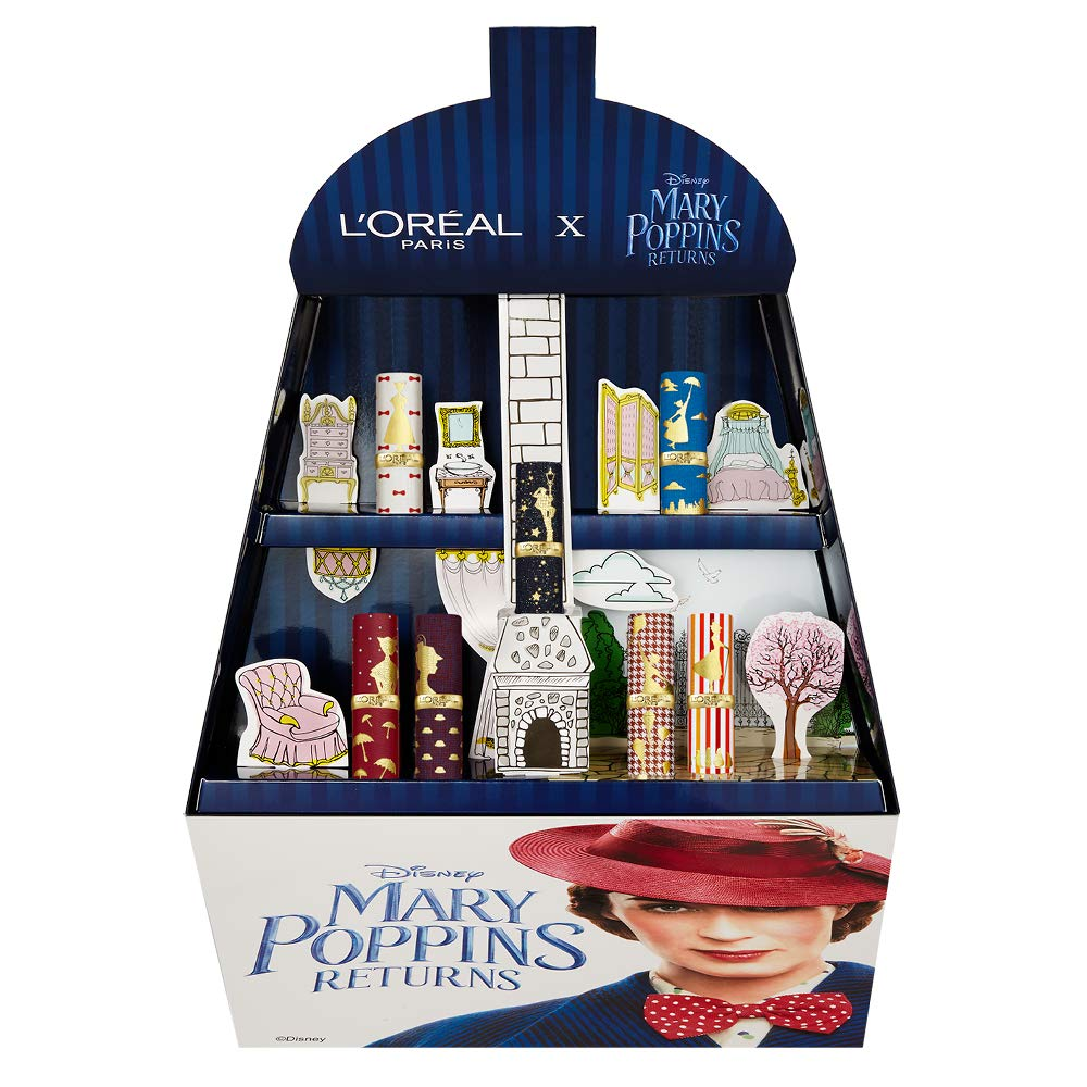 L'Oréal Paris Cofanetto Mary Poppins