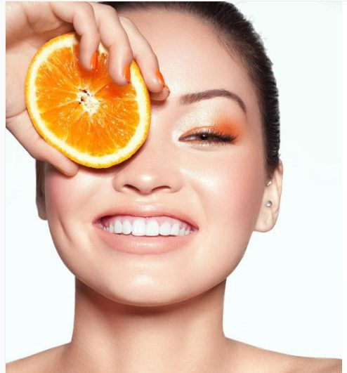 benefici vitamina c viso