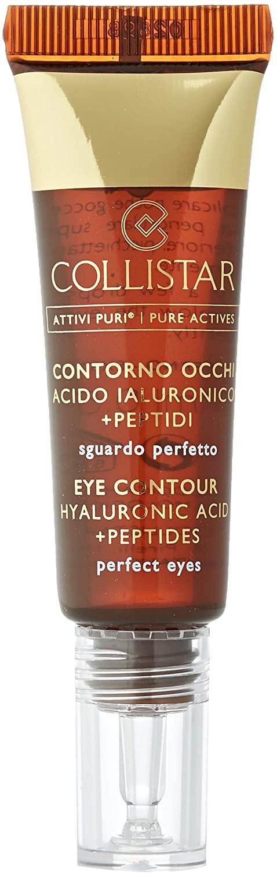 Contorno Occhi Acido Ialuronico + Peptidi Collistar