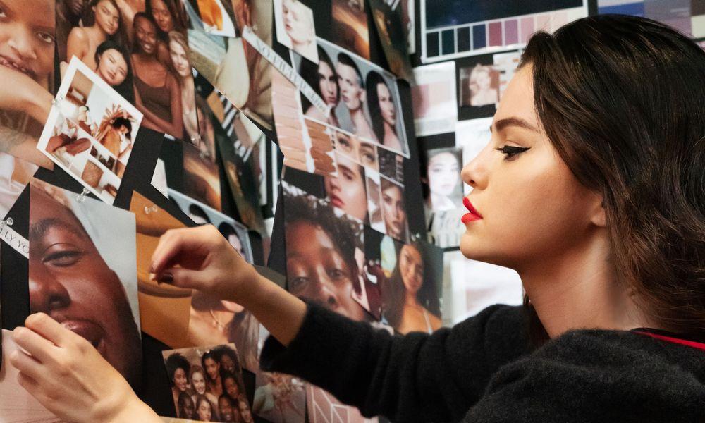 nuova collezione make up Selena Gomez