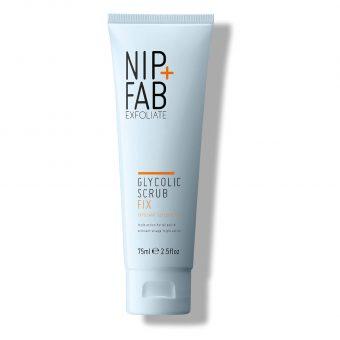 offerte amazon Scrub viso all'acido glicolico Nip+Fab