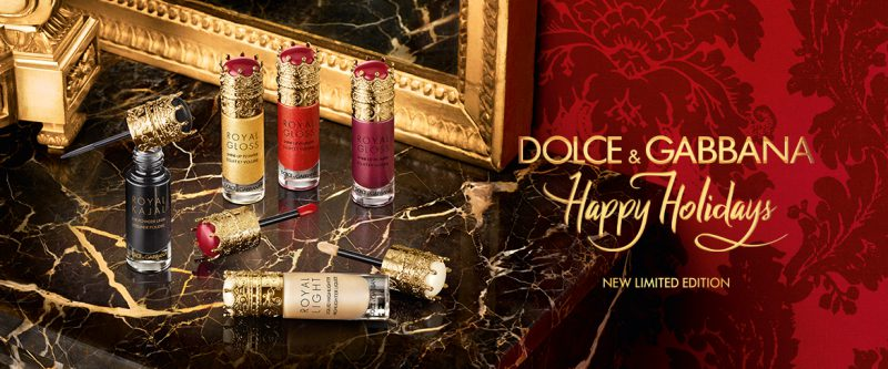 Happy Holiday Dolce & Gabbana