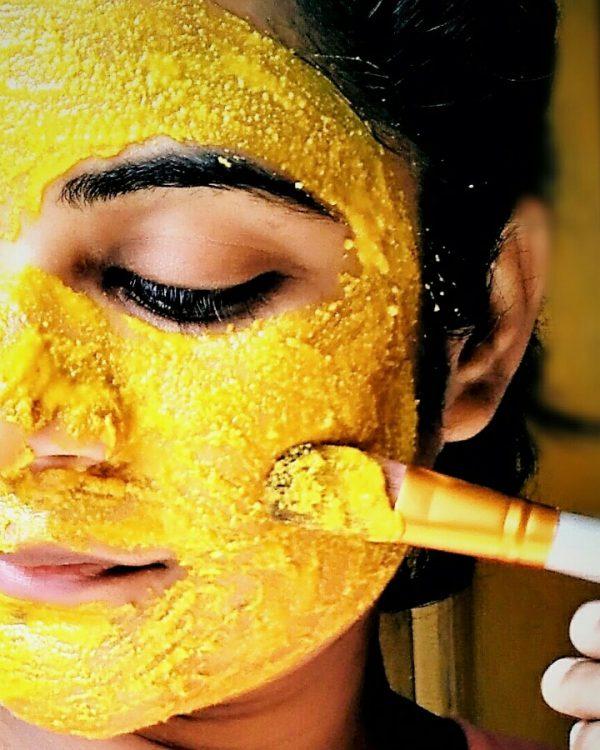 come fare una maschera naturale antiossidante fai da te