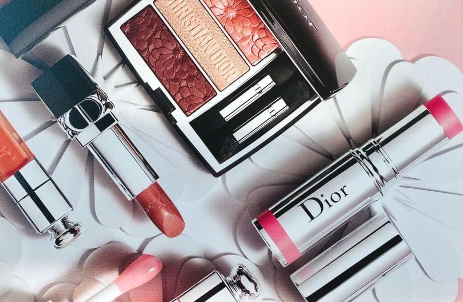 Pure Glow, la nuova collezione make up Dior per la primavera 2021