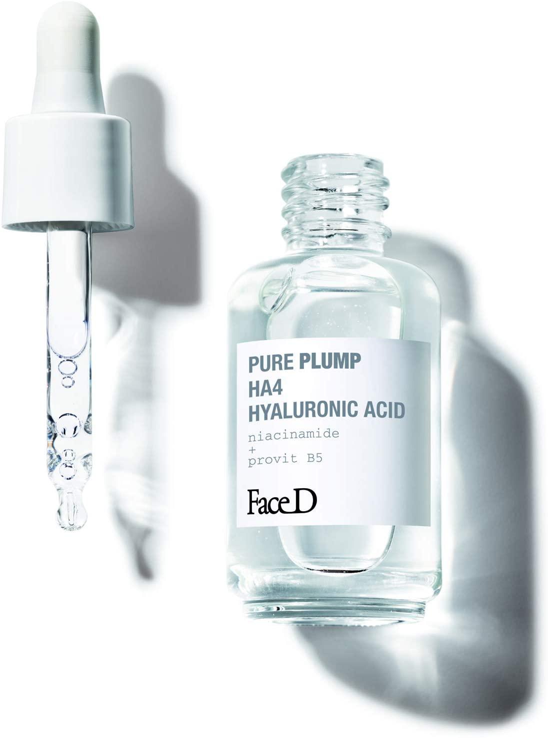 Offerte e promozioni: Pure Plump, Siero con Acido Ialuronico HA4 a Effetto Rassodante Immediato