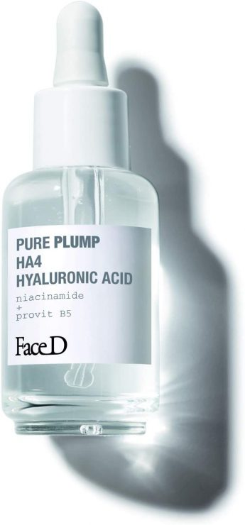 Siero pure Plump acido ialuronico