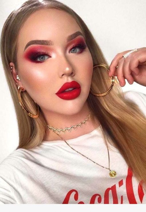 s.valentino makeup