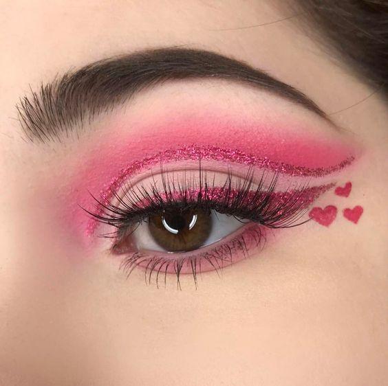 san valentino idea make up