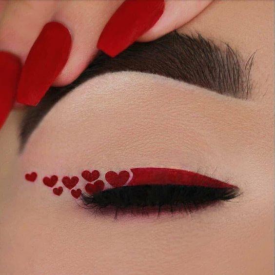 san valentino make up