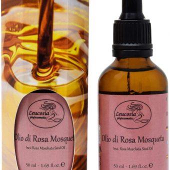 olio essenziale di Rosa Mosqueta 100% puro Leucosia