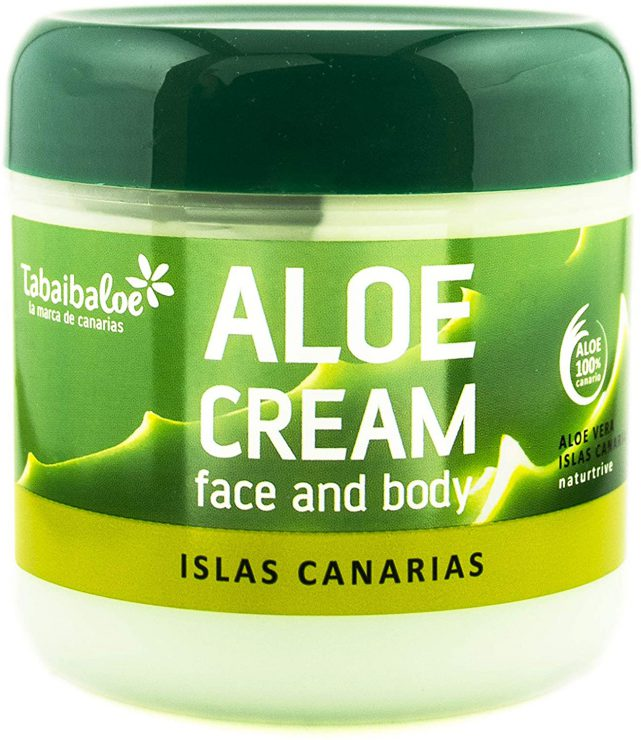 Migliori creme viso e corpo a base di Aloe Vera