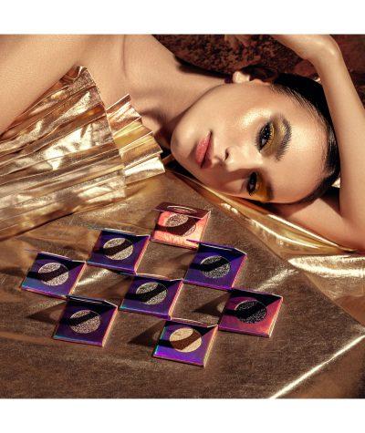 Neve Cosmetics presenta la nuova Metal Amnesia Collection
