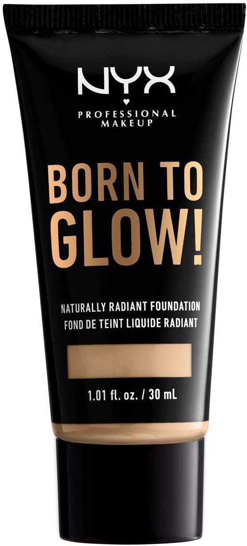 Offerte e promozioni: Fondotinta Illuminante Effetto Naturale Born To Glow NYX